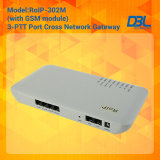 RoIP302M Kreuz-Network Gateway Radio/VoIP/GSM Built in SIP Server