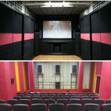 Comitato acustico insonorizzato della parete decorativa interna con la fibra di poliestere (PAP03)