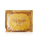 Alimentando Anti-Wrinkle Máscara facial colágeno de Ouro