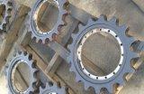حفارة جرّار تسوية عجلة هبوط [سبر برت] ضرس العجلة لأنّ قطع زنجير