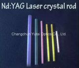 Laser ND Cristales Rod de YAG
