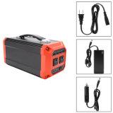 memoria portatile di energia solare dell'alimentazione elettrica del generatore 330wh 50W