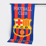 축구 클럽 광고를 위한 선전용 Microfiber 또는 면 비치 타올