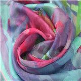 8mm 100% Tipo de malha de seda e tecido de malha de estilo simples