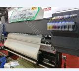 Печатная машина тканья цифров Using чернила сублимации