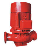 50/60 Hz 24V 전기 Driven Centrifugal Fire Pumps