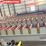 Revestido de color de la hoja de impermeabilización de cubiertas de acero corrugado para materiales de construcción