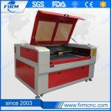 Qualidade de corte a laser de alta velocidade e máquina de gravação
