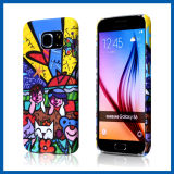 Samsung Galaxy S6のための豪華なColorful Hard Case Cover