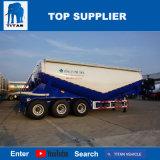 タイタンの手段-パキスタンの販売のためのセメント60トンのサイロのセメントの大きさのトレーラー3の車軸Bulker