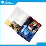Revista digital a cores de impressão on-line
