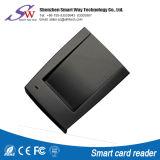 Dupla frequência IC/ID RFID Leitor de Desktop