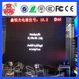 Module extérieur de P6 DEL annonçant l'Afficheur LED d'écran de DEL