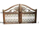 装飾的な錬鉄のアルミニウム家または庭の安全ゲート