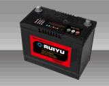 JIS 規格 Ns60-SMF 用 12V 45ah 車用バッテリー