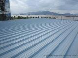 En acier ondulé en alliage de magnésium Manganèse panneau du toit en aluminium