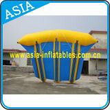 Jeux gonflables d'eau de poisson mouche, surfin gonflable Poissons volants