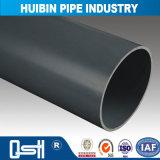 Черный гибких каналов связи электроэнергии HDPE трубопровода подачи воды