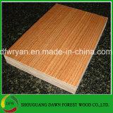A melamina revestiu a madeira compensada de 18mm para gabinetes de cozinha