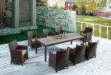 Напольное PS-Деревянного Inset верхнее Using мебель сада обедая комплект с стулами большим комплектом 8-10person (YTA020-1&YTD533-1)