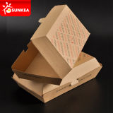 Embalagem de papel para empacotamento Take Away Hot Food