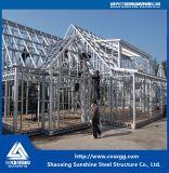 중국은 집을%s 가벼운 강철 구조물 프레임을 조립식으로 만들었다