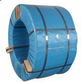 cavo concreto del filo di rilassamento di 12.7mm di Unbonded del PC del filo di tensionamento basso dell'alberino