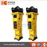 Hochwertiger hydraulischer Sandstein-Unterbrecher-Hammer Soosan Sb81 für anwendbare Exkavatoren 20-26ton