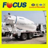 carro del mezclador concreto de 8m3 HOWO para la venta