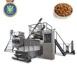 Extrudeuse de nourriture de boulette d'animal familier/chaîne de production