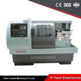 Tornos CNC Horizontal educacionais de metal (CK6140A)