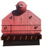 バガスによって発射される産業生物量の蒸気発電機