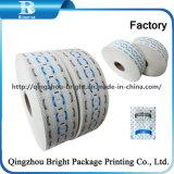 El fabricante, rollo de papel recubierto de PE
