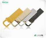 Mini bastone del USB del metallo con il marchio personalizzato (WY-MI11)