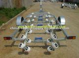 O Manufactory feito e a venda galvanizaram o reboque Bct0107L do barco de 6.7m
