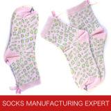 Cotton Fashion Pattern Sock der Dame