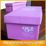 Дешевые обыкновенные толком коробки ботинка картона (BLF-GB479)