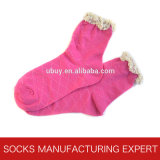 Носок хлопка женщин причинный (UBM1059)