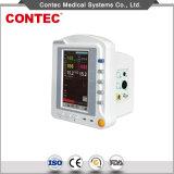 O CMS5100 Barato Monitor de paciente do monitor de pacientes potável