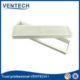 Zubehör-entfernbares Kern-Aluminiumgitter, lineares Stab-Fußboden-Gitter für HVAC-System