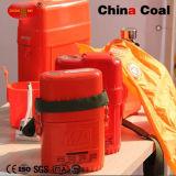 Портативная сдержанная Compressed собственная личность кислорода - спаситель для угольной шахты