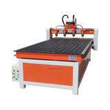 Router all'ingrosso 1325 di CNC di falegnameria del Engraver di CNC con rotativo per la fabbricazione della mobilia, portello, cucina, altoparlante
