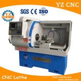 금속 Torno 고속 수평한 CNC