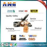 Chip RFID Passivo UHF Etiqueta de identificação do cilindro de gás em metal