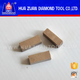 Multi-Layer Diamond Sandwich Segments for Marble