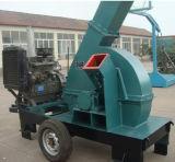 移動式タイプディーゼル機関ディスク木製の砕木機