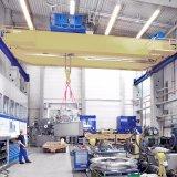 Double poutre de pont roulant de voyage pour l'usine