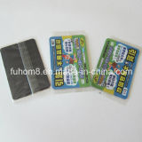 Zoll gedruckte Plastikkühlraum-Kühlraum-Magnet-Andenken