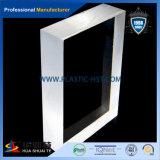 Heißes Verkäufer-Jungfrau-Lucite-warf hoher Glanz-Plastik 100% Acrylblatt