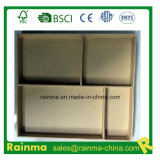 Conjunto reciclado del papel en Kraft Cardbox para la fuente del papel